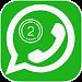 Download واتس اب مزدوج حقيقي 2018 0.5 APK