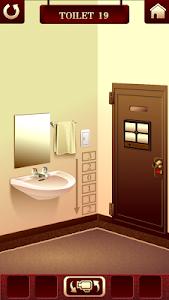 "Download 100 Toilets ""room escape game"" 1.1.11 APK"