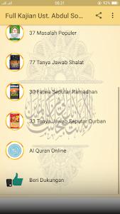 Download Full Kajian Ust. Abdul Somad 1.4 APK