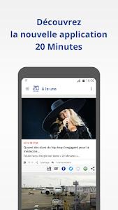 Download 20 Minutes - l'actualité en continu  APK