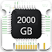 Download 2000 GB Storage Space Cleaner 0.1 APK