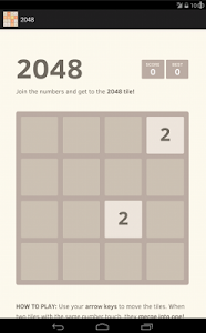 Download 2048 2.08 APK