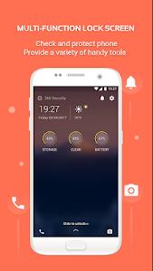screenshot of 360 Security - Free Antivirus, Booster, Cleaner version 5.1.8.3904