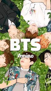 screenshot of ARMY Amino for BTS Stans version 1.1.7412