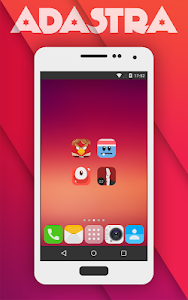Download Adastra - Icon Pack 1.0.1 APK