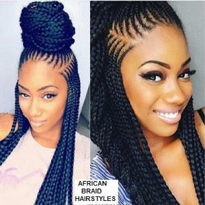 Download African Hairstyles; Braids, Twist & Cornrows 1.0 APK ...