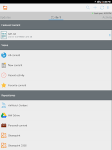 Download Content - Workspace ONE  APK