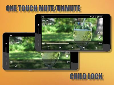 screenshot of All Format Video Player (HD) version 1.0.5