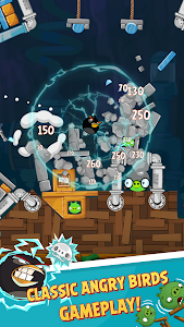 screenshot of Angry Birds Classic version 8.0.0