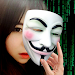 Download Anonymous Mask Hacker Camera 4.0 APK