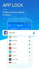 Download AppLock - Gallery Vault,Fingerprint 5.1.3186 APK