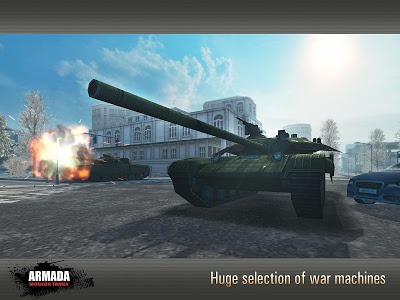 Download Armada: Modern Tanks 3.07 APK