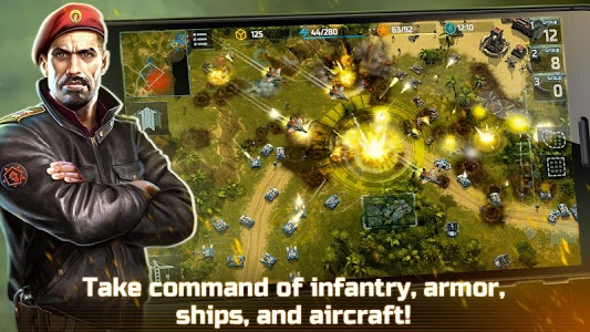 Download Art of War 3: PvP RTS modern warfare strategy game 1.0.63 APK
