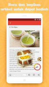 screenshot of BACA PLUS - Baca Beritanya, Dapatkan Uangnya! version 3.4.0.2