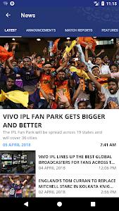 Download IPL 2018 9.6.0 APK