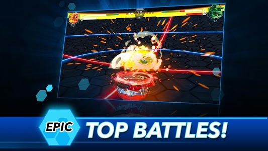 Download BEYBLADE BURST app  APK