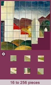 screenshot of Jigsaw Puzzles version 2.4