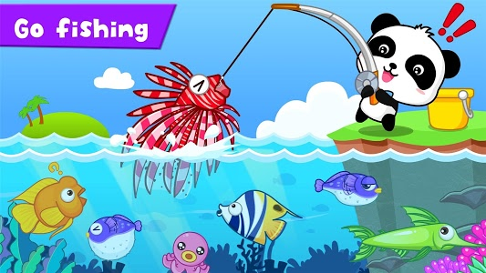 Download Happy Fishing: game for kids 8.25.10.00 APK