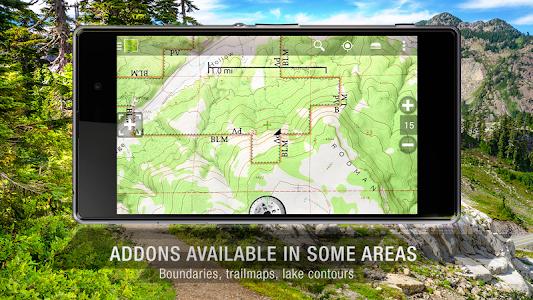 Download BackCountry Navigator TOPO GPS 5.7.2 APK