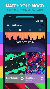 Download Backdrops - Wallpapers 3.16 APK