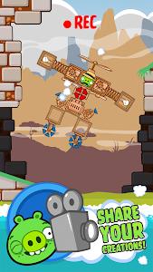 screenshot of Bad Piggies HD version 2.3.5