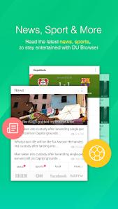 Download DU Browser—Browse fast & fun 6.4.0.4 APK