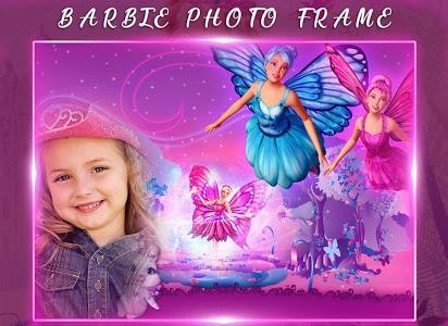 Download Barbie doll photo frames : Disney doll Photo frame 1.2.1 APK