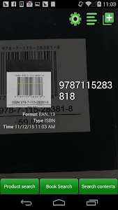 Download Barcode Scanner Pro 1.2.92 APK