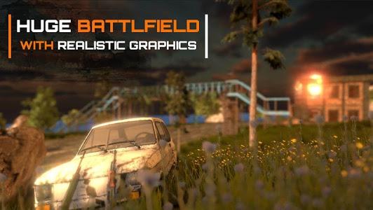 screenshot of Battle Game Royale version 4.8