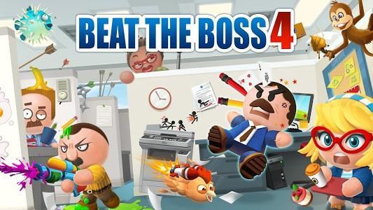 screenshot of Beat the Boss 4 version 1.1.13