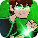 Download Ben Heartblast Alien Shooter - Run and Fight 1.1 APK