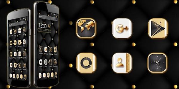 Download Black Golden Dot 1.1.9 APK