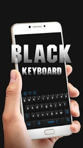 Download Black Keyboard 10001008 APK