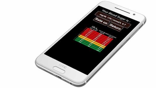 Download Blood Sugar Test Monitor Prank 1.0.0 APK