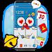 Download Blue Doremeow Cat Theme 1.1.2 APK