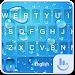 Download Blue Water Drop Keyboard Theme 6.8.18.2018 APK