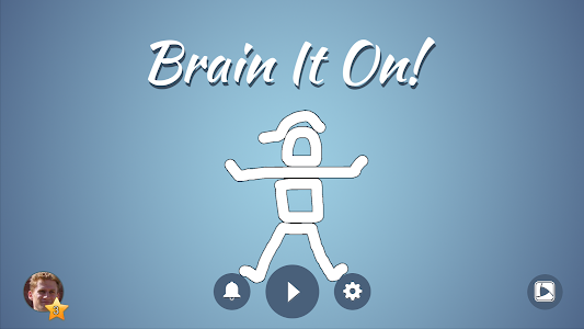 screenshot of Brain It On! - Physics Puzzles version 1.6.7
