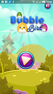 screenshot of Bubble Bird Puzzle version 1.06