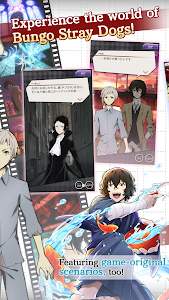 screenshot of Bungo Stray Dogs: Tales of the Lost version 1.1.5