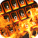 Download Burning Flaming Fire HD Animated Keyboard Theme 2.17 APK