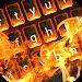 Download Burning Animated Keyboard + Live Wallpaper 2.31 APK
