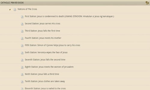 Download CATHOLIC PRAYER BOOK 1 APK