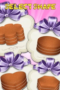screenshot of Cake Maker version 1.0.3
