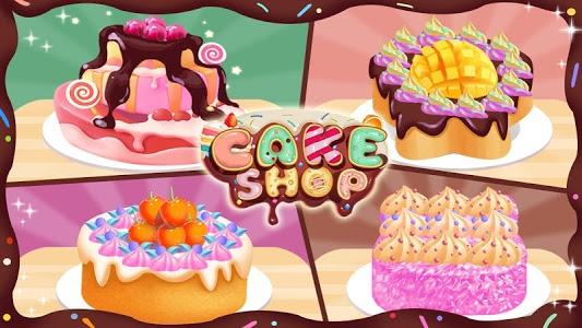 Download Cake Shop - Kids Cooking 2.1.3181 APK