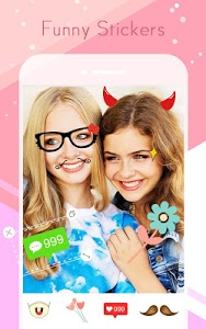 screenshot of Sweet Selfie Halloween selfie version 2.17.272