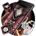 Download Carmine Velvet Glitter Diamond Theme 1.1.2 APK