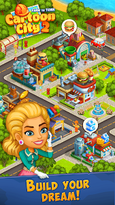 screenshot of Cartoon City 2:Farm to Town.Build your home,house version 1.55
