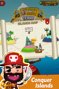 screenshot of Pirate Kings version 2.7.4