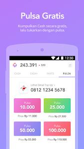 Download Cashtree: Pulsa Hadiah Gratis 2.0.3.1 APK