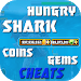 Download Cheats For Hungry Shark Prank! 1.1.0 APK
